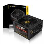 Antec BP300 Power standard Intel Form Factor ATX 12V V2.3. Performance 70%, Nominal capacity 300W Supports SLI & CrossFire
