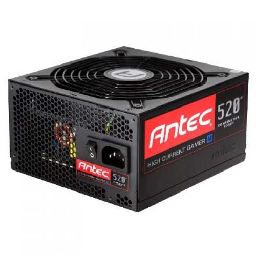 Antec HCG-520M EC High Current Gamer Series 80 Plus Bronze Modular Power Supply