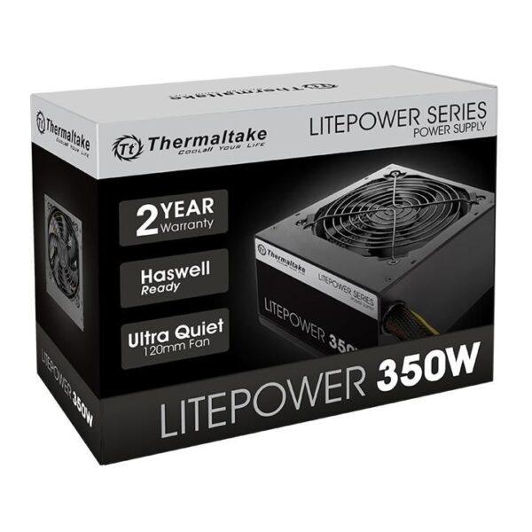 Thermaltake W0422RE Litepower 350W Non Modular Power Supply