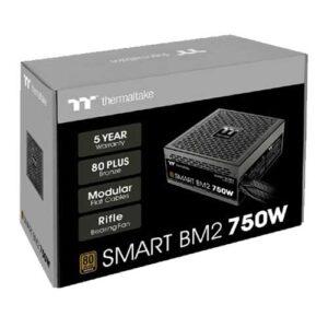 Thermaltake SMART BM2 750W Semi Modular 80 Plus Bronze Power Supply