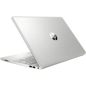 HP 15s-du2062TU 10th Gen Intel Core i5 1035G1 (1.00GHz-3.60GHz, 4GB DDR4, 1TB HDD, No-ODD) 15.6 Inch FHD (1920x1080) Display, Win 10, Silver Notebook #168R0PA-2Y