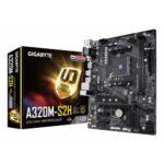 Gigabyte GA-A320M-S2H AMD Micro ATX Motherboard